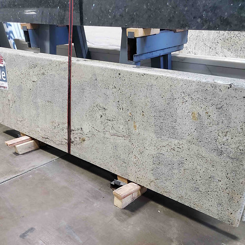 Kashmir White Granite Pre-Fabricated Bullnose