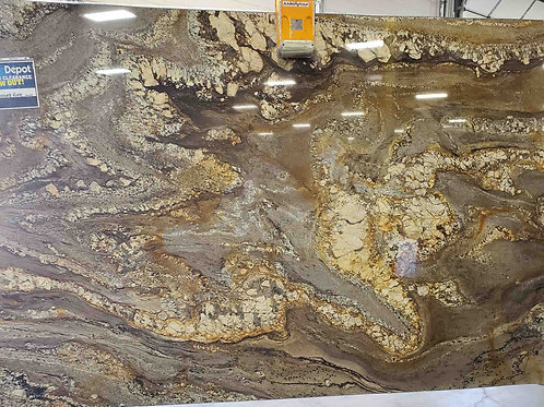 Bordeaux Chocolate River 3cm