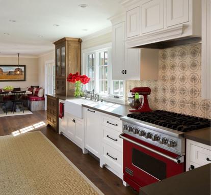 Pental Mesa Quartz country style kitchen remodel ideas