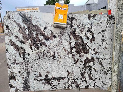 Royal White Remnant - Granite