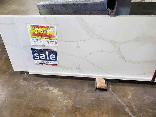 Calacatta White Granite Pre-Fabricated