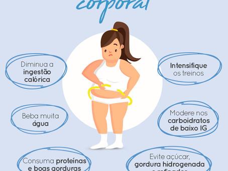 Estratégias para diminuir a gordura corporal
