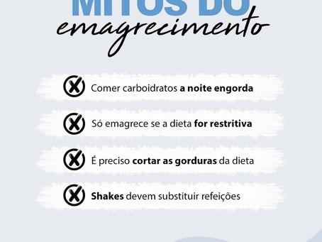 Mitos do emagrecimento