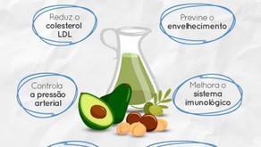 Motivos para incluir gorduras boas na sua dieta