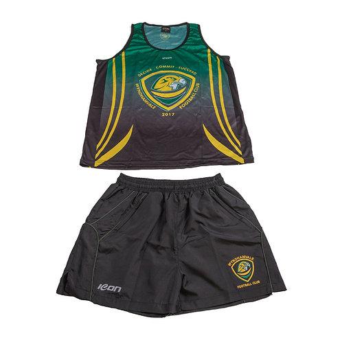 Training Singlet & Shorts Combo