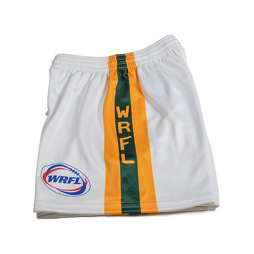 Playing Shorts - White (away)