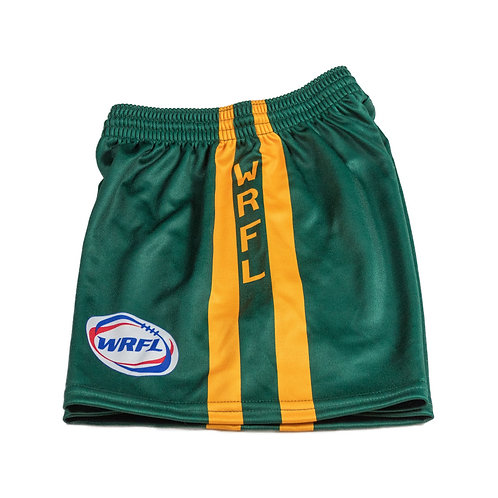 Playing Shorts - Green (home)