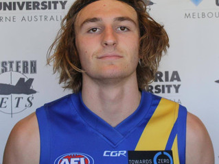 Mould Selected in Western Jets TAC Cup Squad