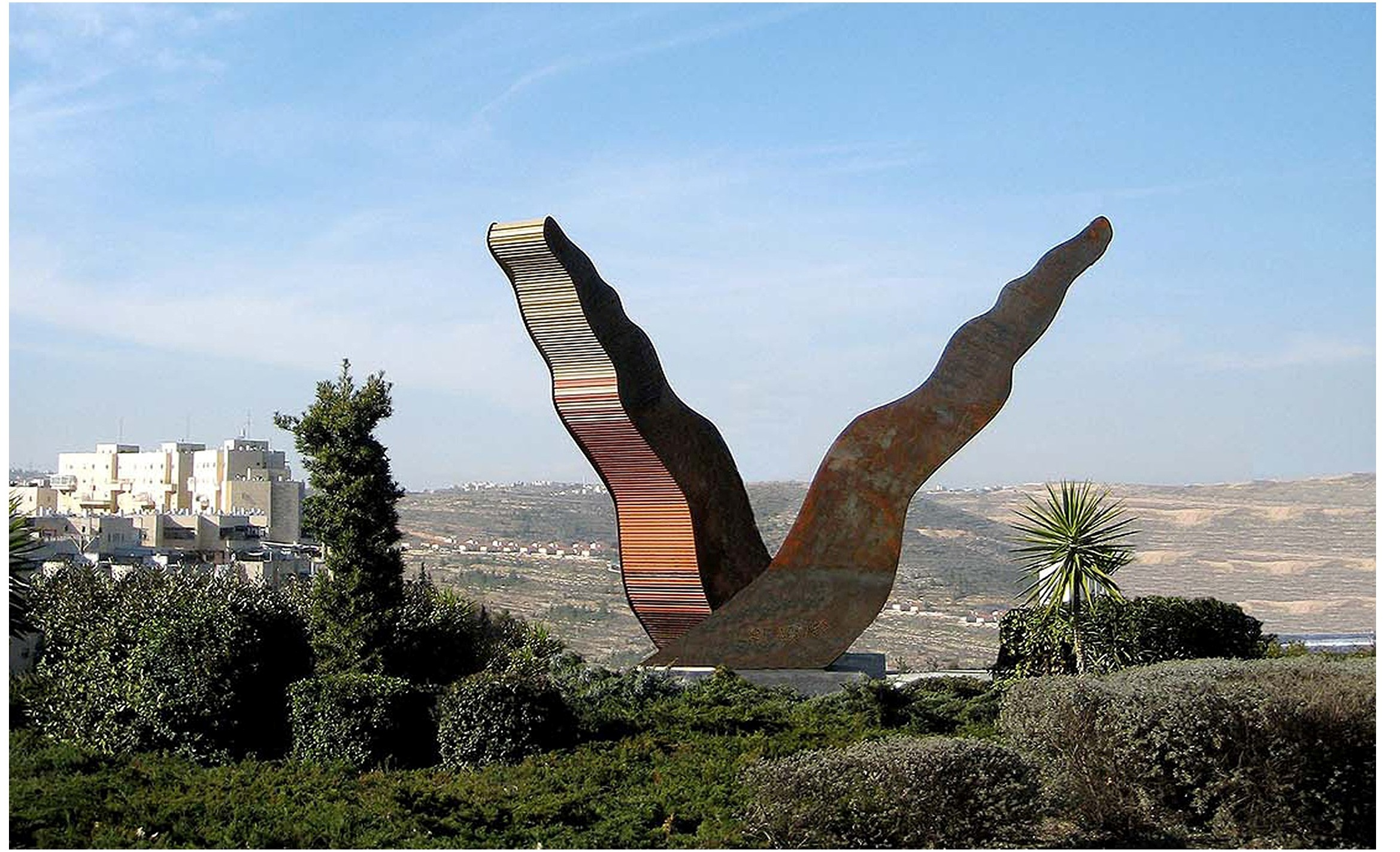 Dorit Feldman-Wing to Wing-, Jerusalem 2