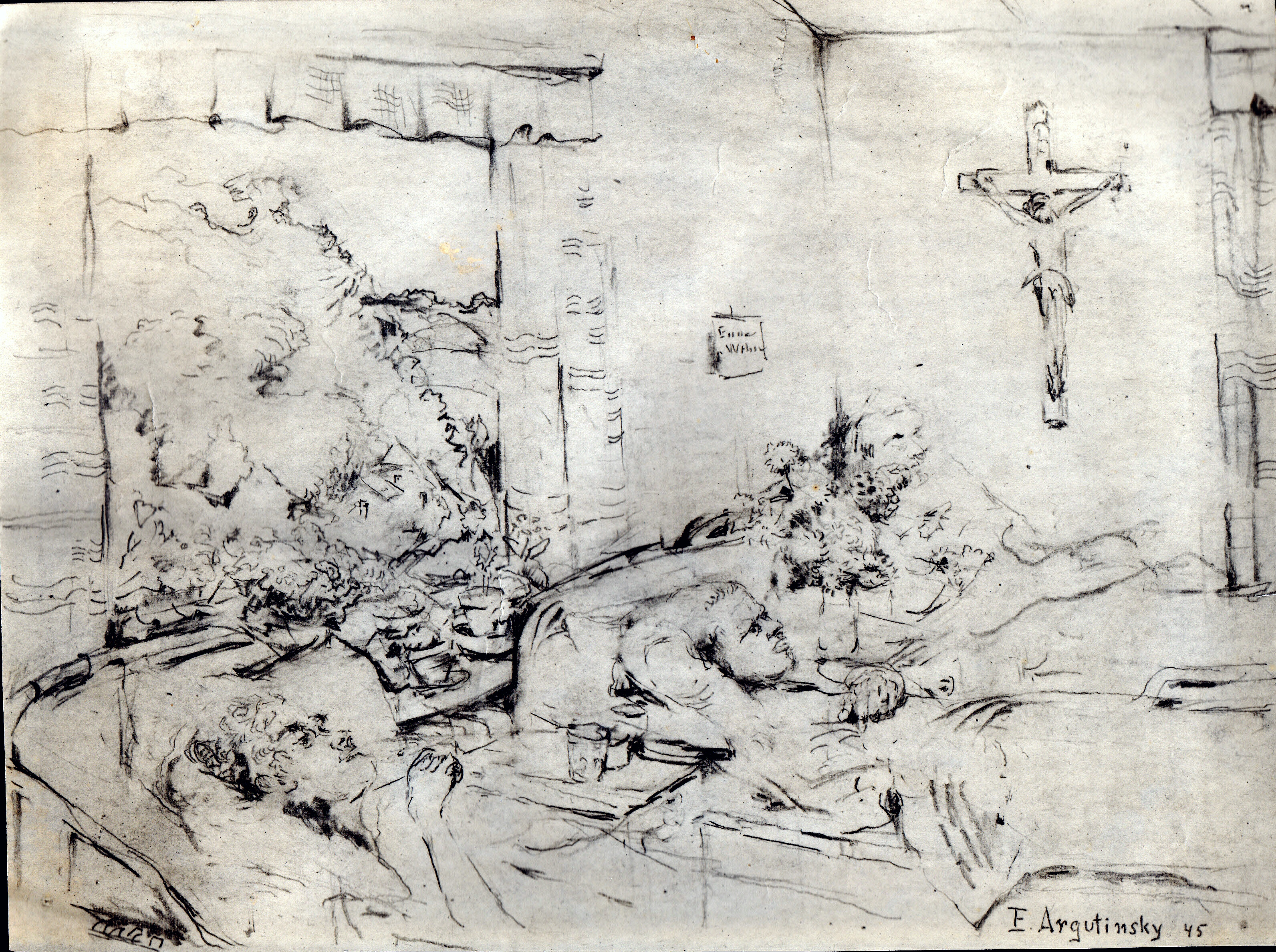 Hospital 1945