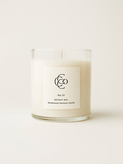 Beautifully Scented Soy Candle