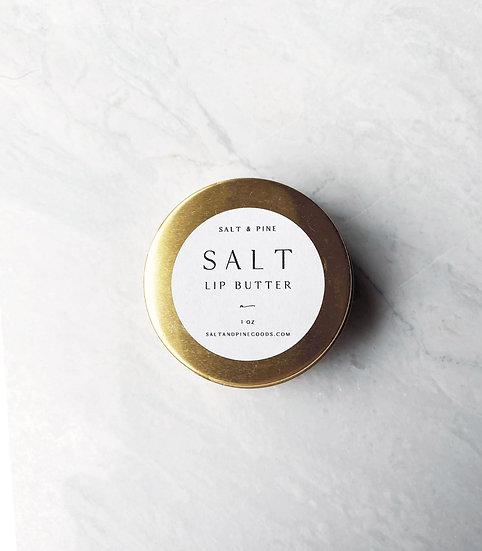 Salt All Natural Lip Butter