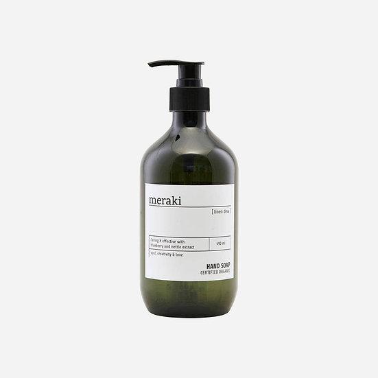 Meraki   HAND SOAP - Linen Dew