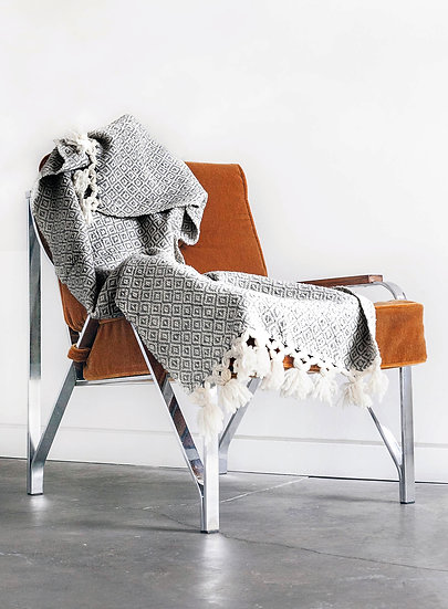 CHIAPAS Organic Wool Throw