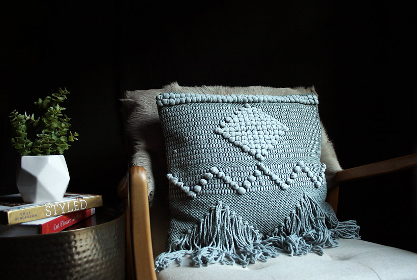 Taylor Knit Pillow