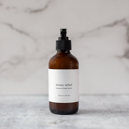 roote STRESS RELIEF | Botanical Body Lotion