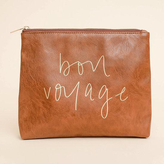 BON VOYAGE Make Up Travel Bag