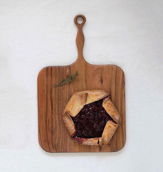 Beautiful Acacia Wood Cheese Board