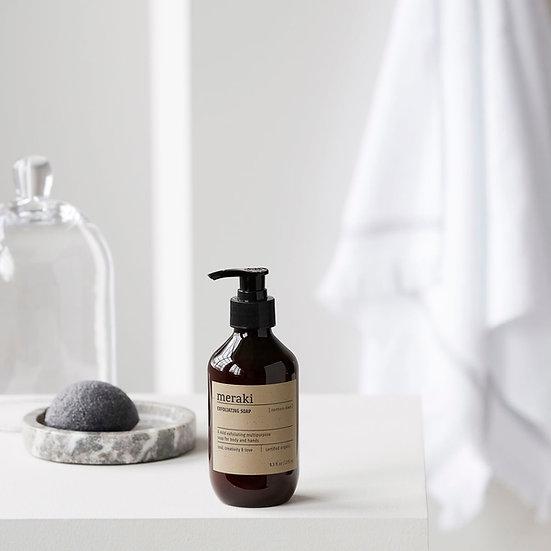 Meraki   EXFOLIATING SOAP - Northern Dawn
