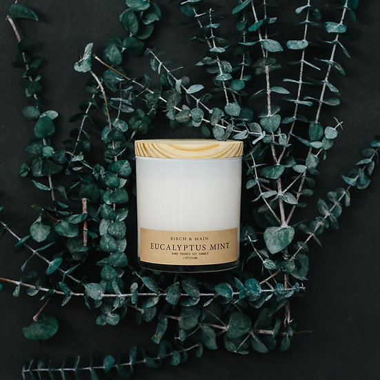 roote EUCALYPTUS MINT | Soy Apothecary Candle