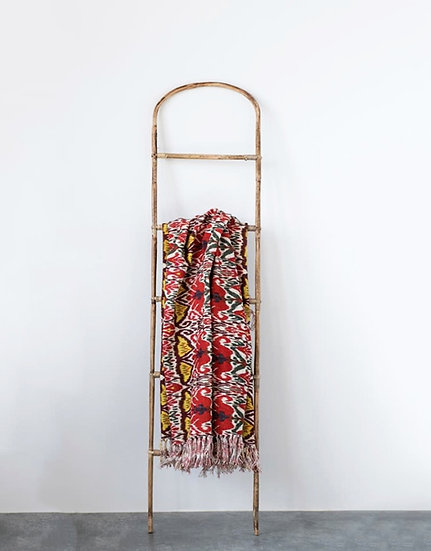 IKAT Hand-Dyed Throw