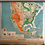 Thumbnail: 1950s United States Pull-Down Map