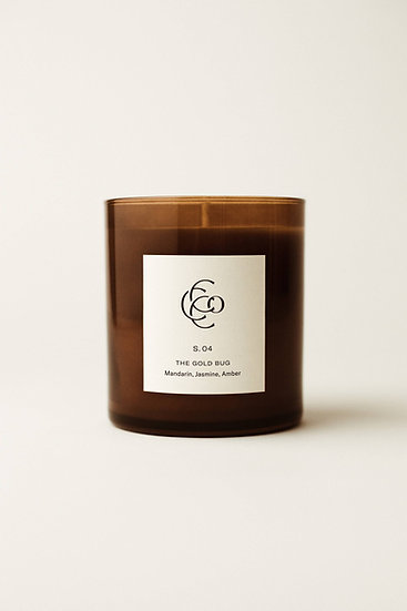 The Golden Bug Pure Soy Candle
