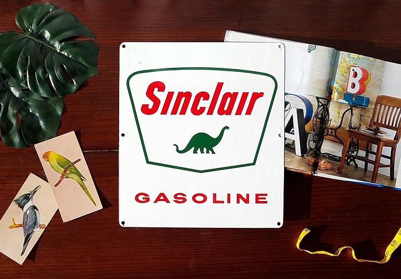 Sinclair Dino Sign