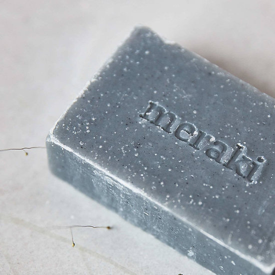 Meraki | BAMBOO CHARCOAL Soap Bar