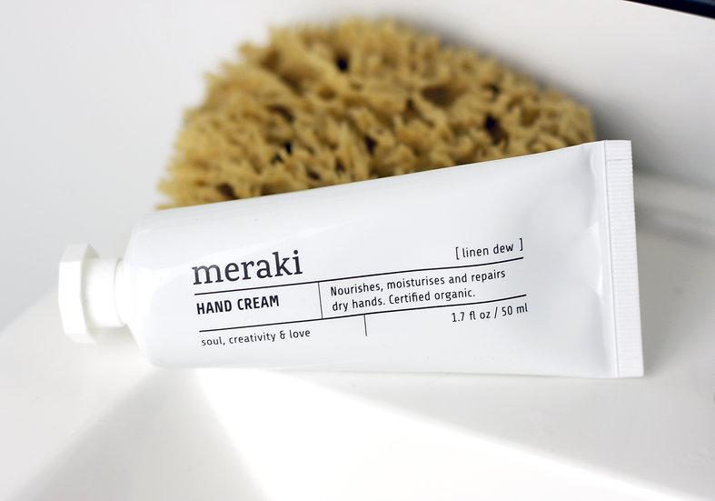 Meraki | HAND CREAM - Linen Dew