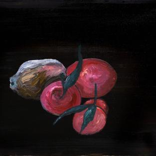 Natura morta con agrumi