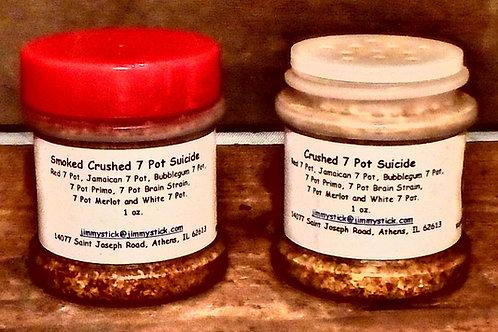 7 Pot Suicide