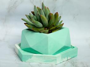 איך להכין כדי בטון צבעוניים - אבקת צבע פיגמנט