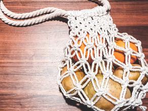 איך להכין תיק מקרמה סרוג בסגנון בוהו לגמרי לבד ובקלות - הדרכת מקרמה