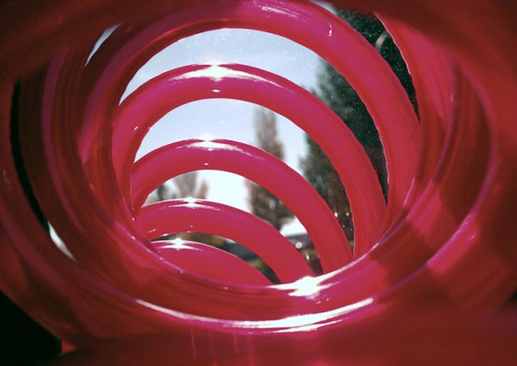 Manguera espiral