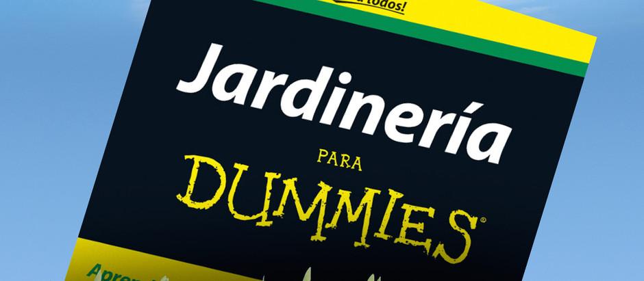 """Sorteamos el libro del momento: """"Jardinería para Dummis"""""""