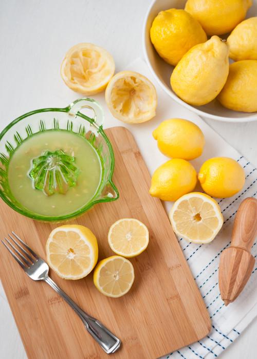 4.limones exprimidos