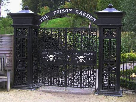 El jardín envenenado
