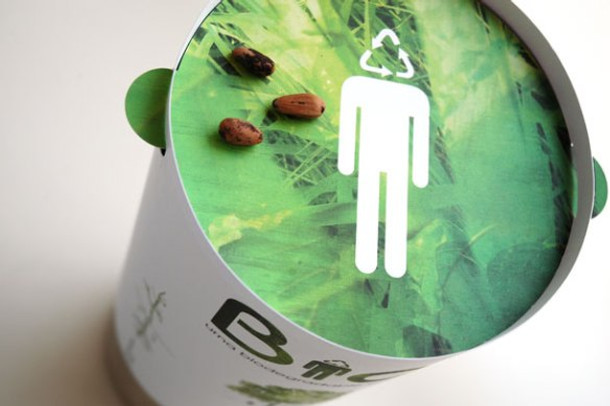 urna funeraria que te convierte en árbol