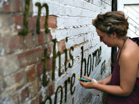 Grafitis con vida propia