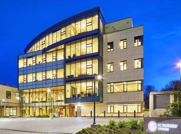BC Nurses Union Building Expansion