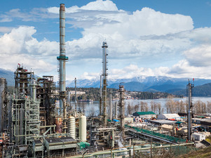 Chevron Refinery Projects