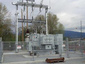 Seaspan 69 kV Substation