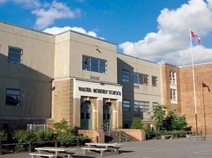 Walter Moberly School Seismic Upgrade