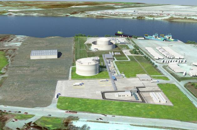 Tilbury LNG Expansion
