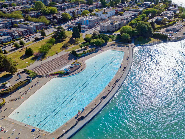 Kitsilano Pool Remediation