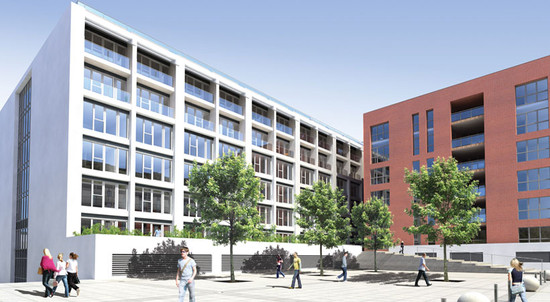 Airpoint, Bristol - 355 Apartments