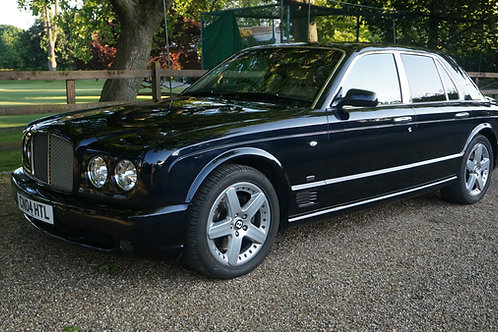 Bentley Arnage T Mulliner Level II - 2004