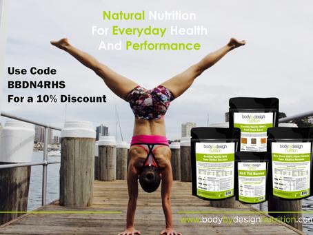 Body by Design Protein!