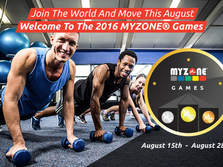 Go for Gold MYZONE Users